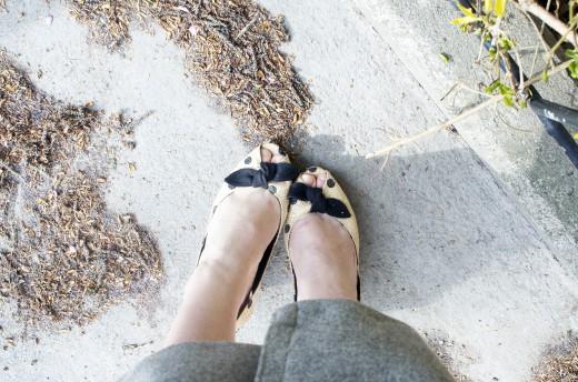 Elsa Billgren Feet