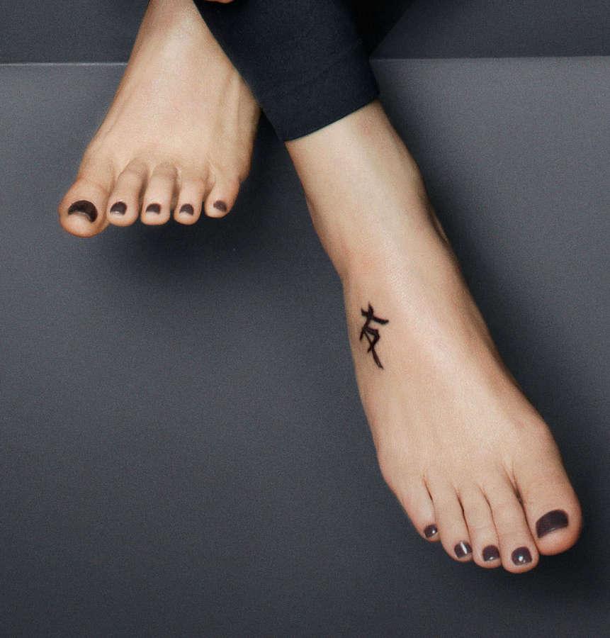 Fernanda Lima Feet