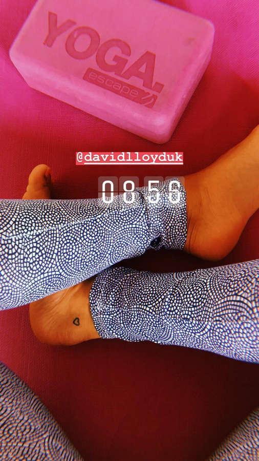 Tiffany Watson Feet