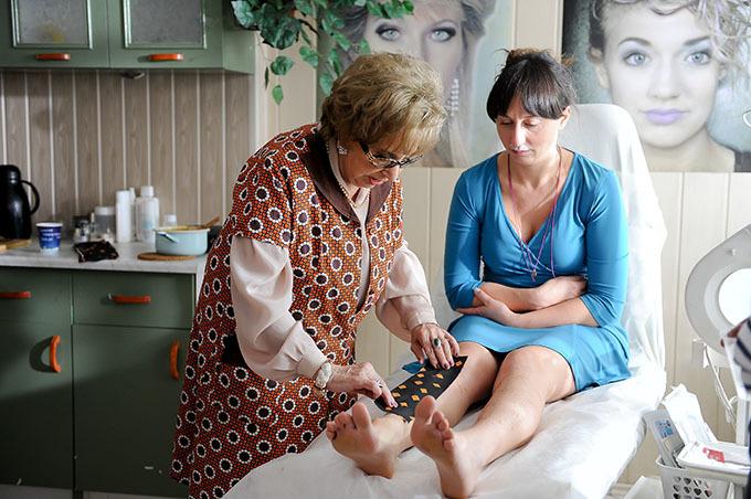 Monica Mariotti Feet