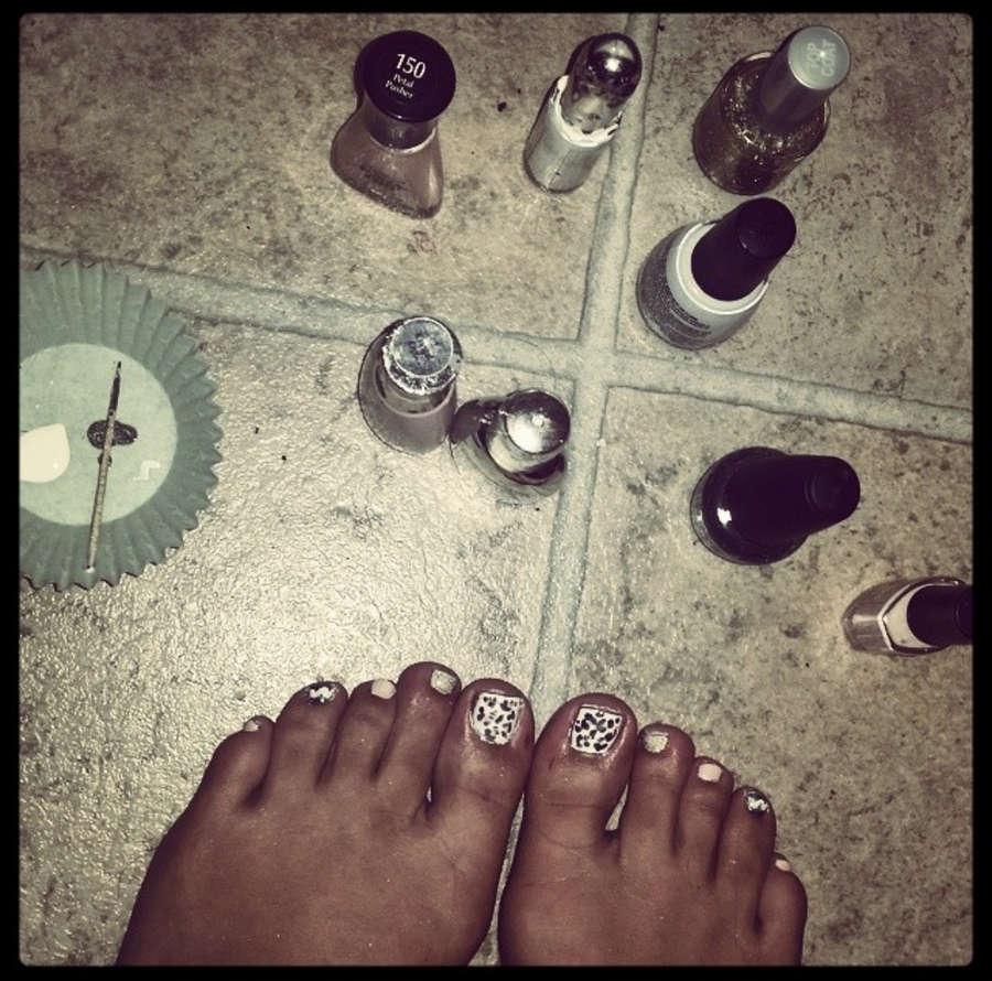 Heather Wilson Feet