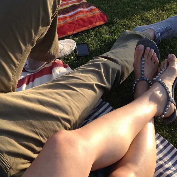 Jeanine Mason Feet