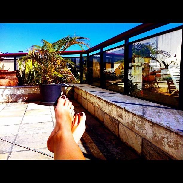 Jessika Alves Feet