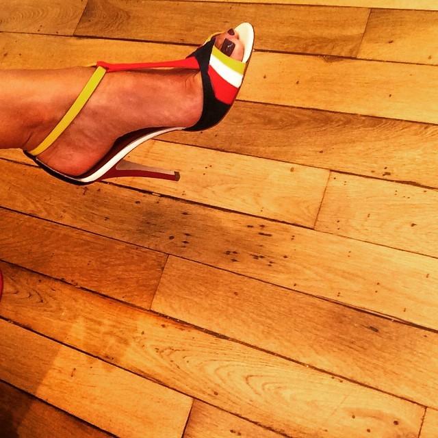 Nikki Poulos Feet