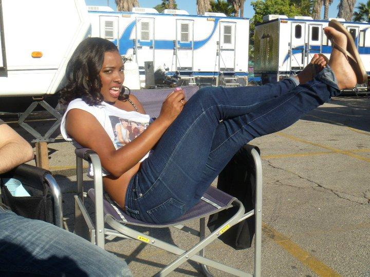 Tanya Chisholm Feet