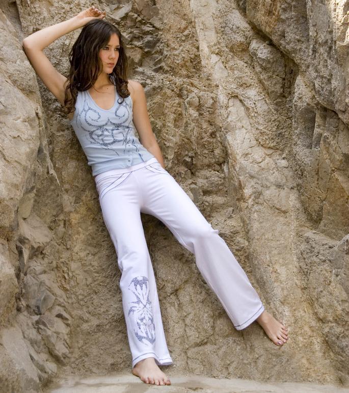 Alexandra Liao Feet
