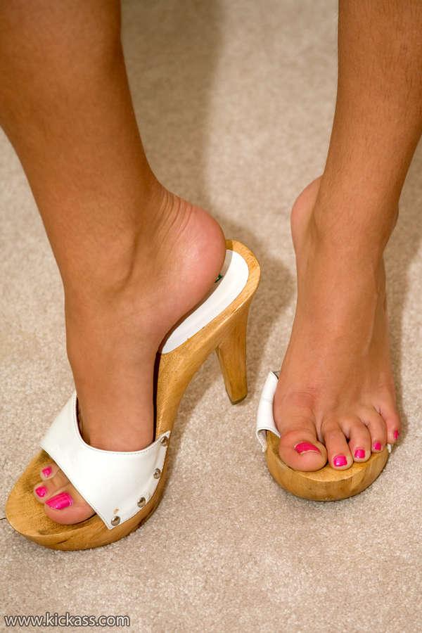 Alexis Micino Feet