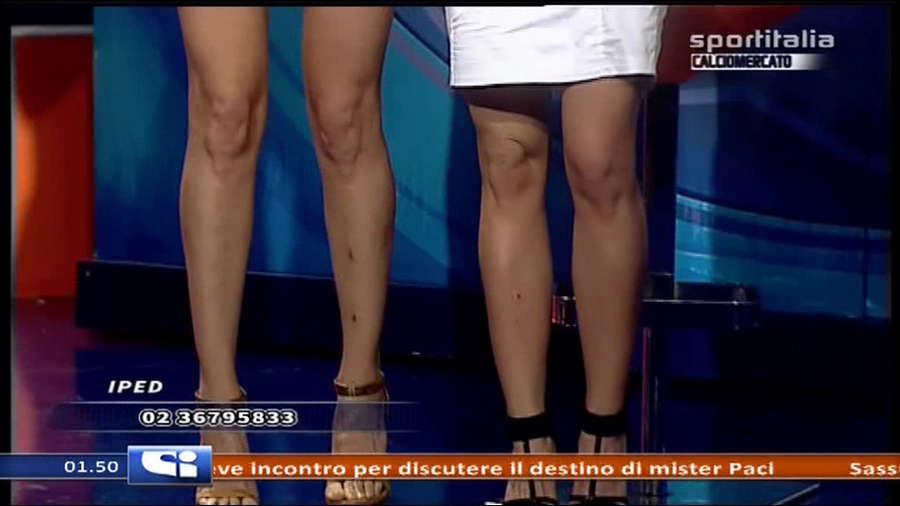 Monica Somma Feet