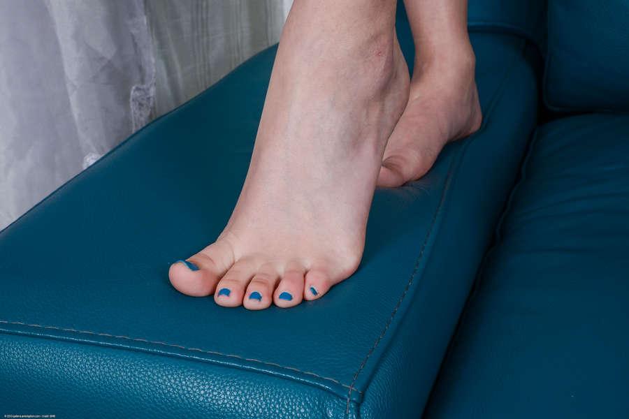 Shay Bennett Feet