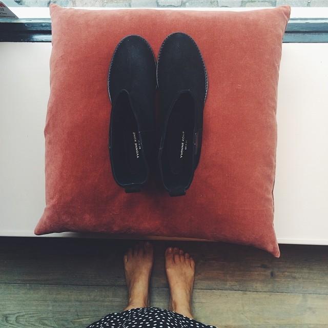 Pernille Rosendahl Feet