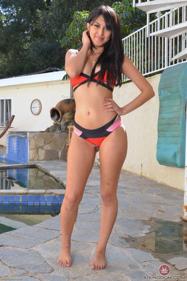 Sophia Leone Feet