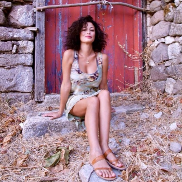 Dorothea Mercouri Feet