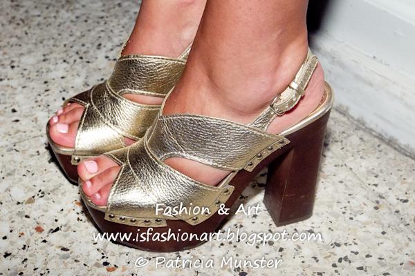 Efi Anastasopoulou Feet