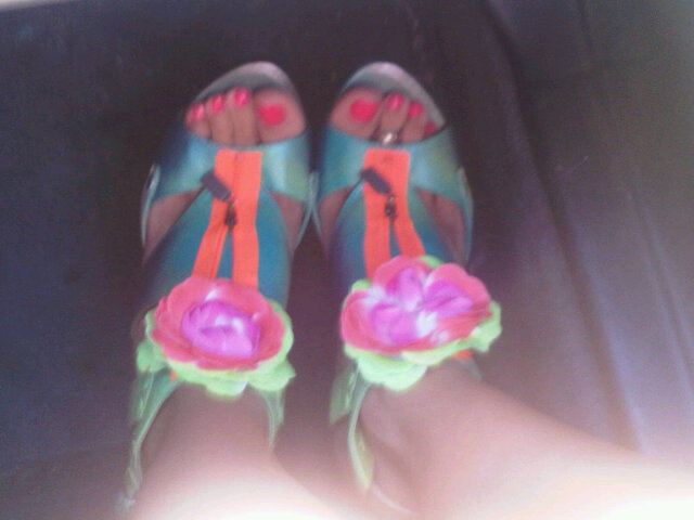 Natalie Nunn Feet