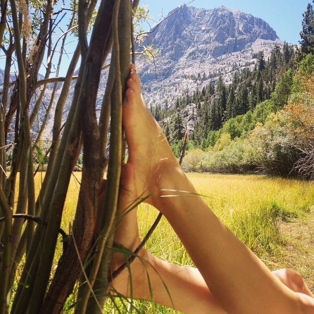 Alicia Henry Feet