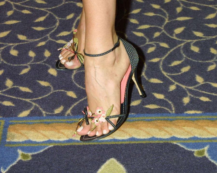 Heather Tom Feet