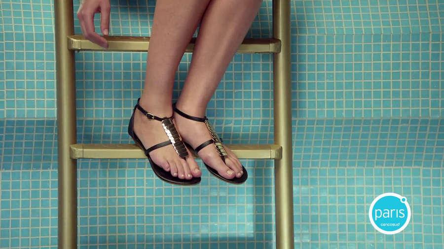 Josefina Montane Feet