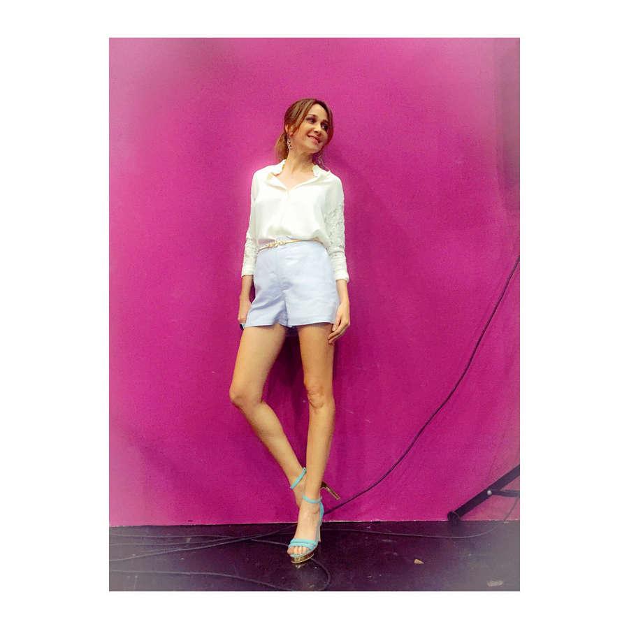 Veronica Lozano Feet