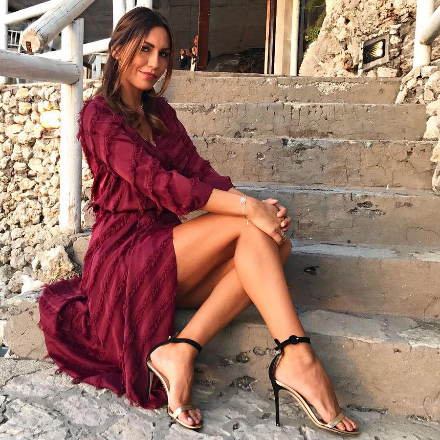 Debora Salvalaggio Feet