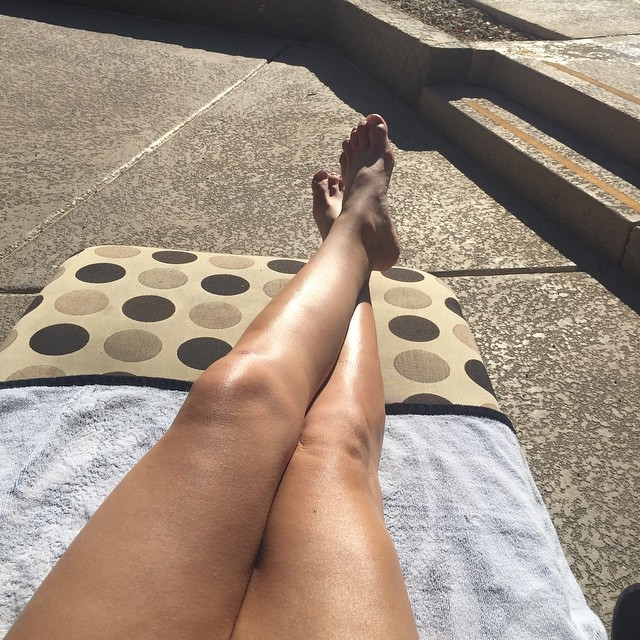 Kenzie Taylor Feet
