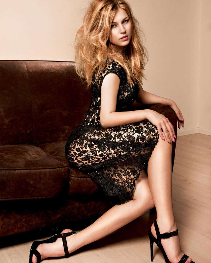 Anastasia Kuzmina Feet