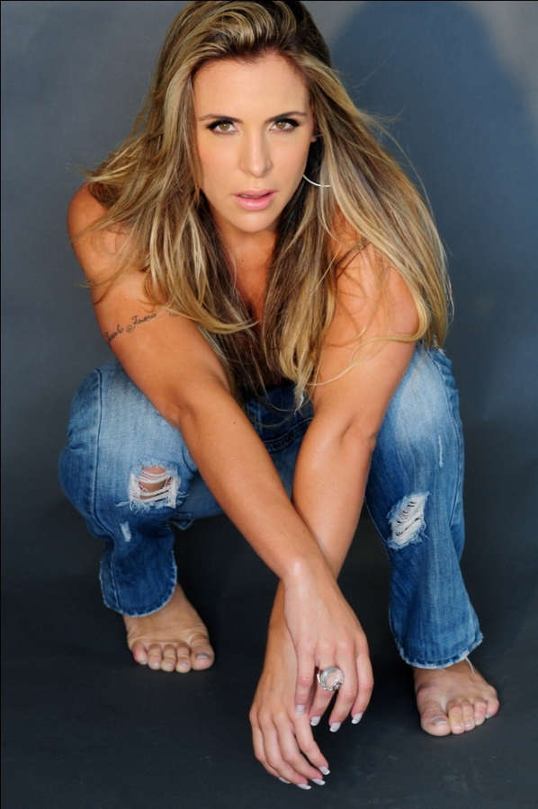 Joana Machado Feet