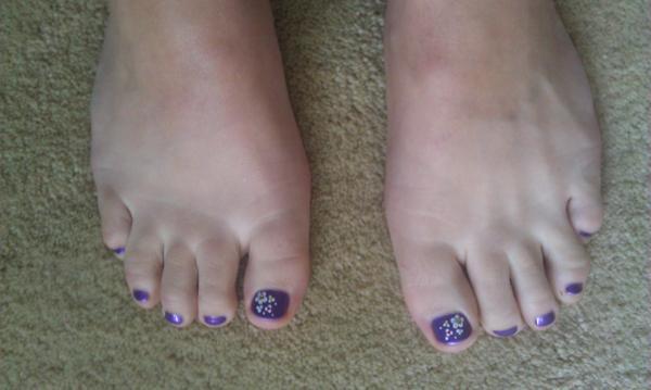 Sinn Sage Feet
