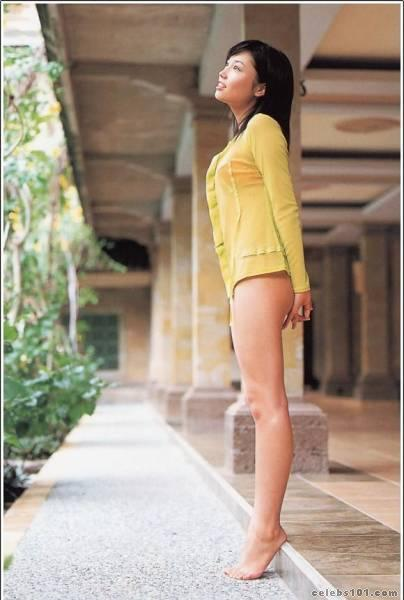Yoko Mitsuya Feet