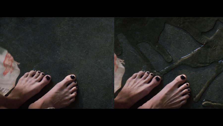 Francesca Eastwood Feet