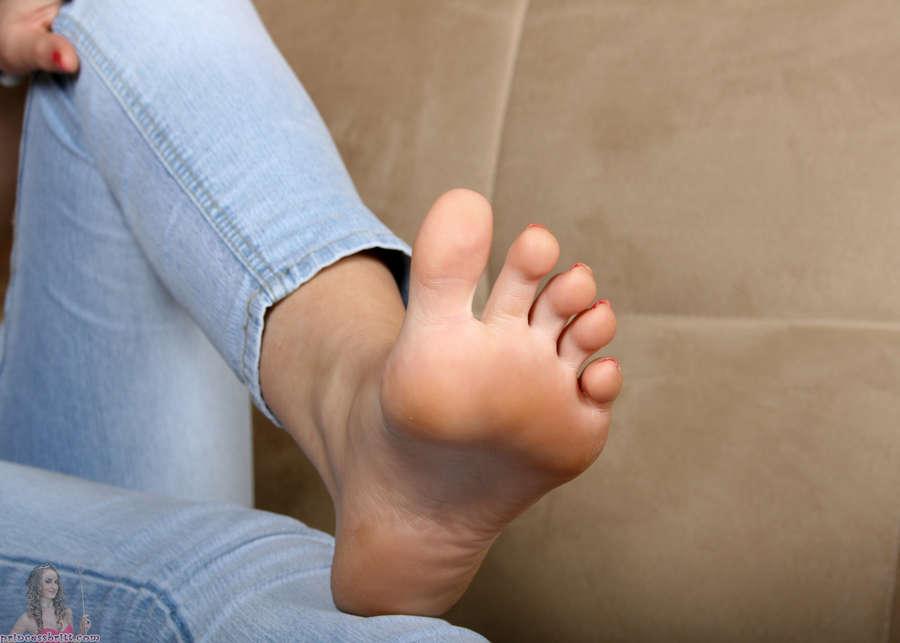 Princess Britt Feet