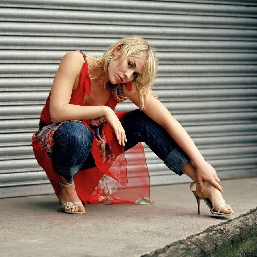 Natasha Bedingfield Feet