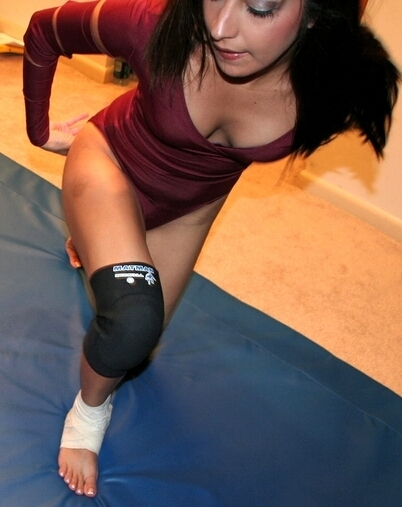 Amanda Jarmillo Feet