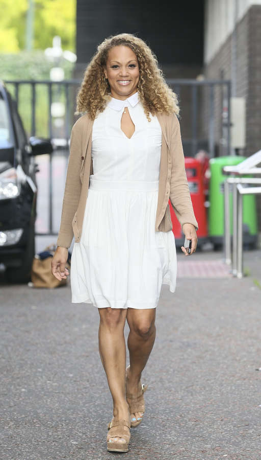 Angela Griffin Feet