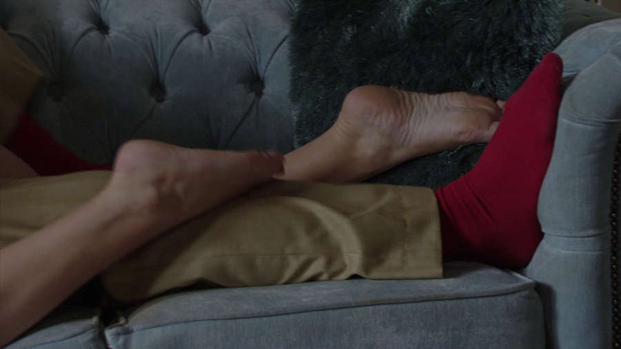Rita Simons Feet