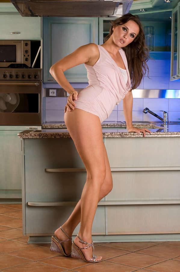Veronika Vesela Feet