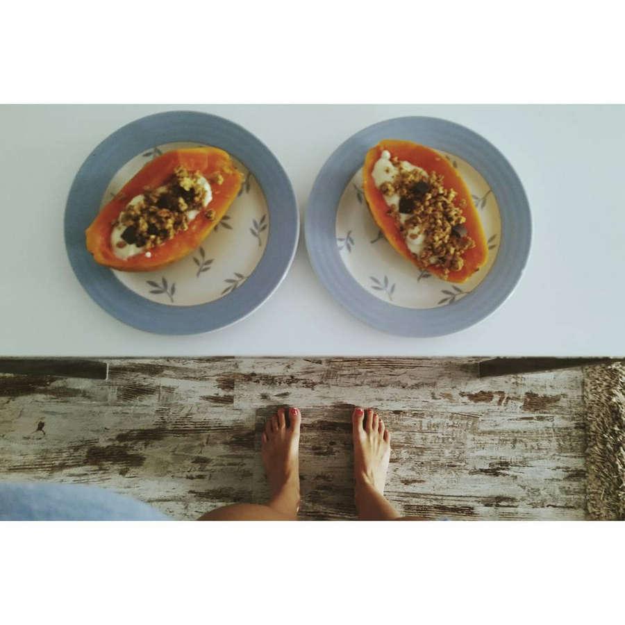 Filipa Malo Franco Feet