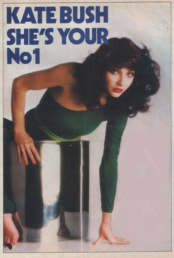Kate Bush Feet