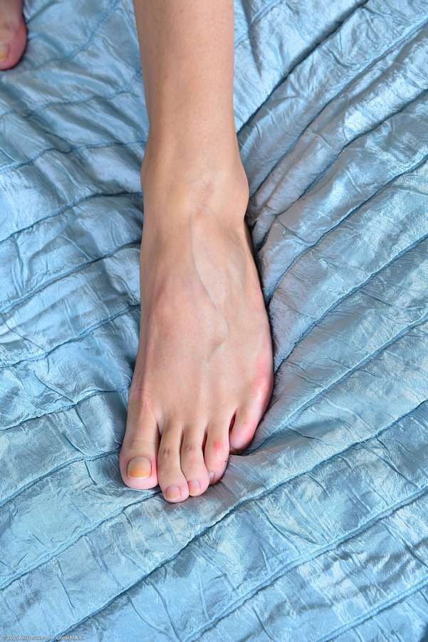 Eva Johnson Feet