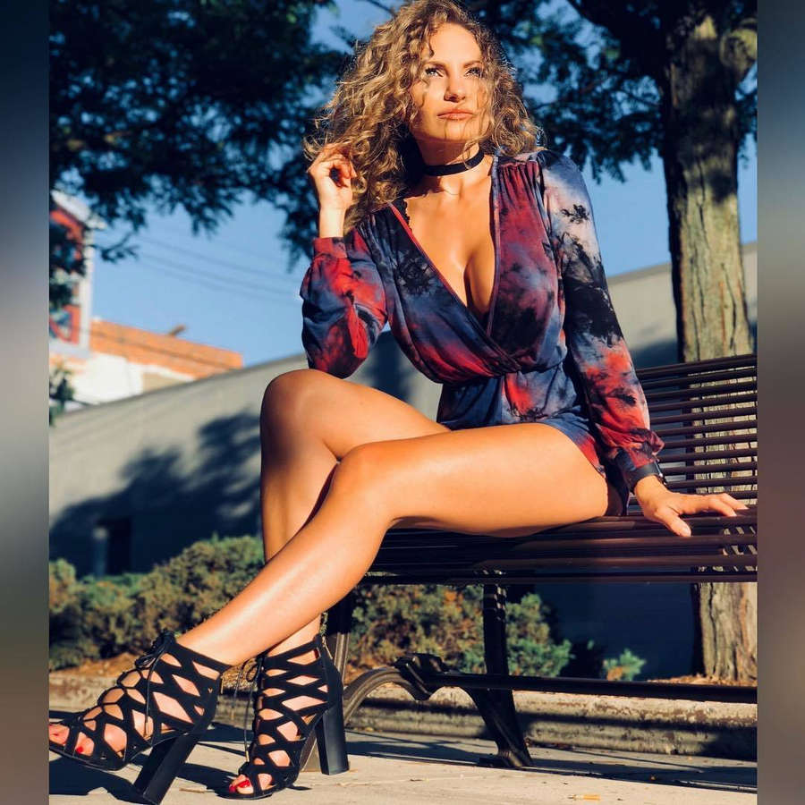 Lauren Bower Feet