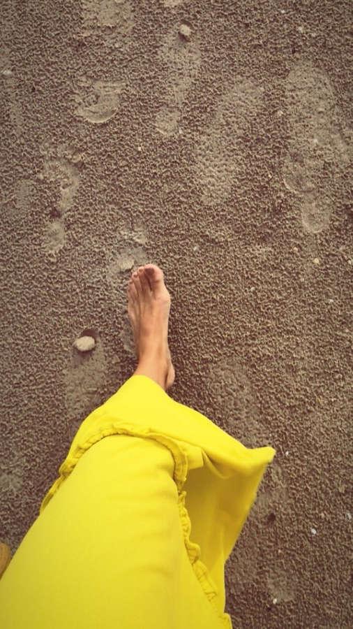Kimberlee Kidd Feet