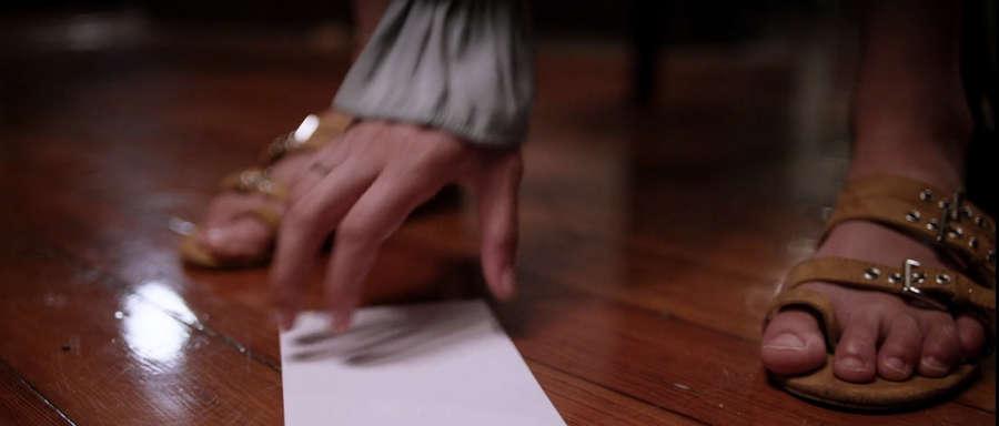 Alexxis Lemire Feet