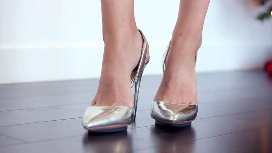 Ingrid Nilsen Feet