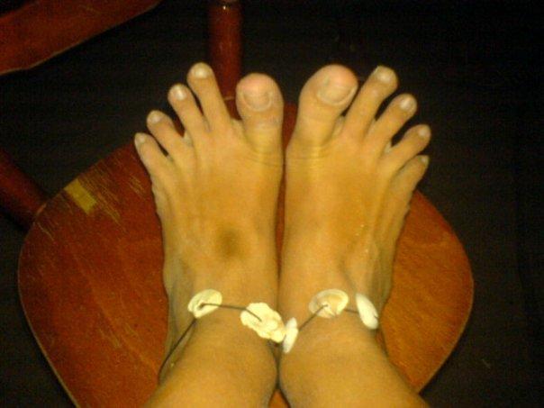 Silvia Petkova Feet