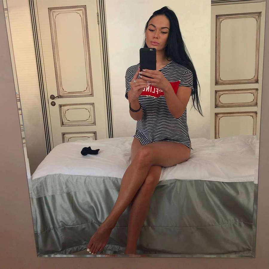 Yana Koshkina Feet