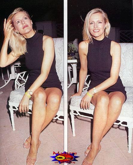 Cheryl Ladd Feet