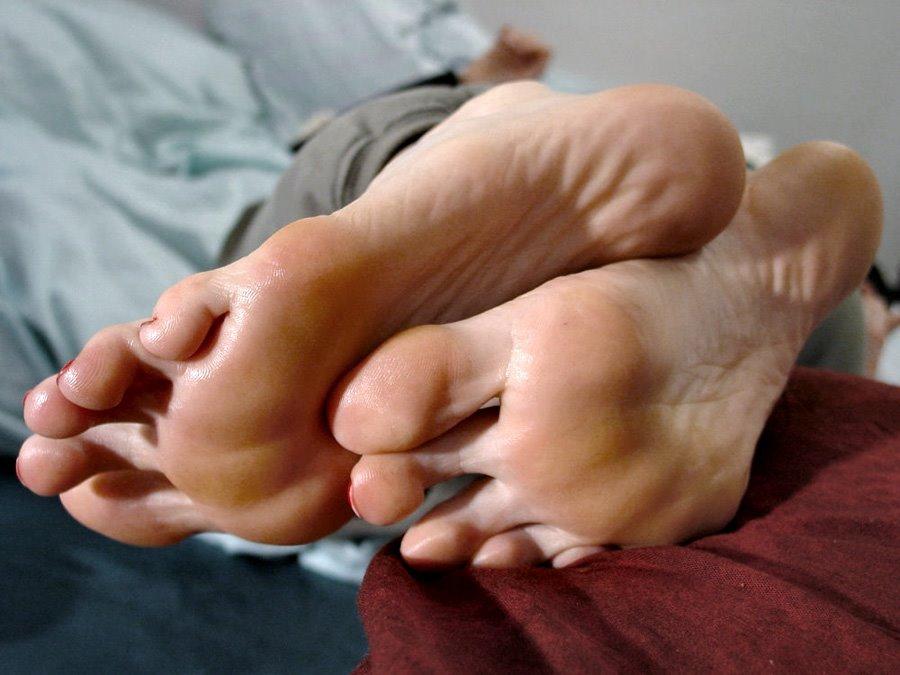 Dorothy Stein Feet
