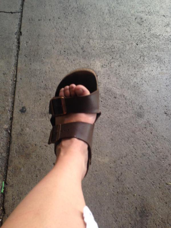 Heather Matarazzo Feet