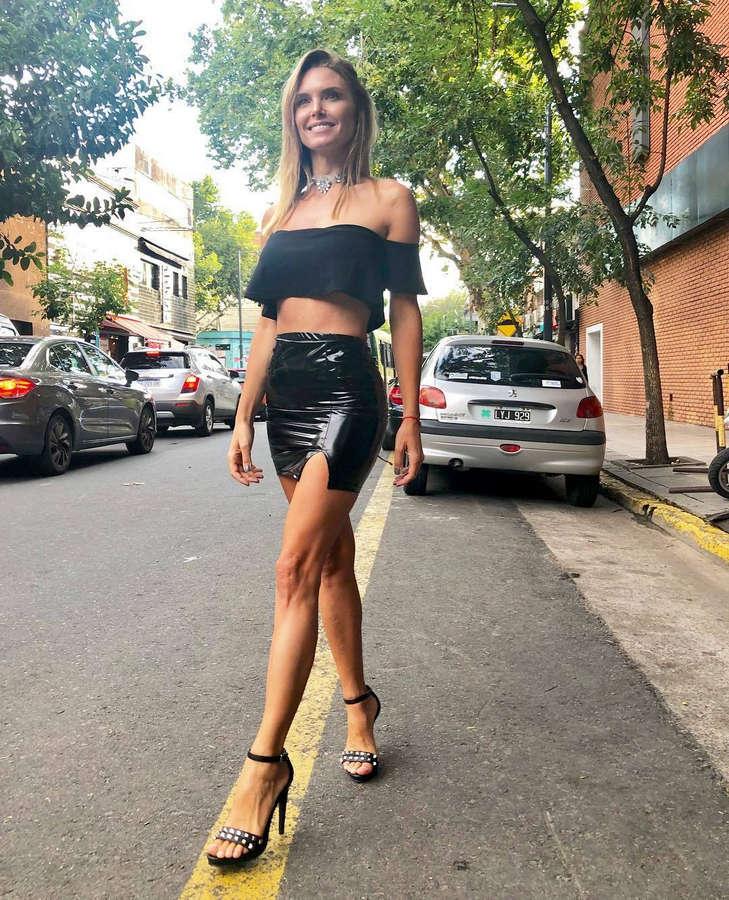 Sofia Zamolo Feet