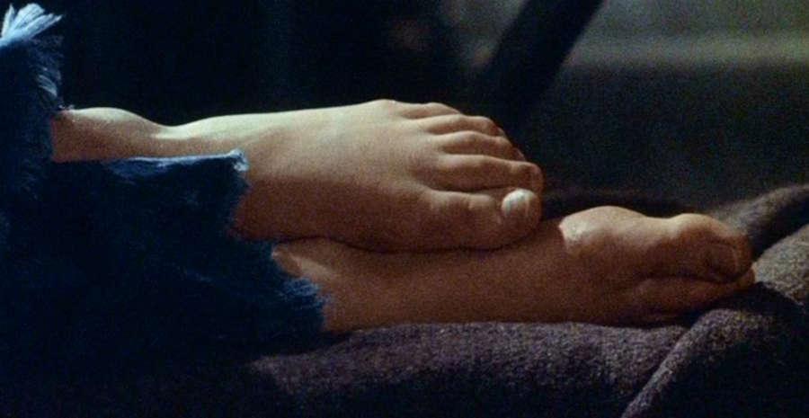 Lynne Frederick Feet