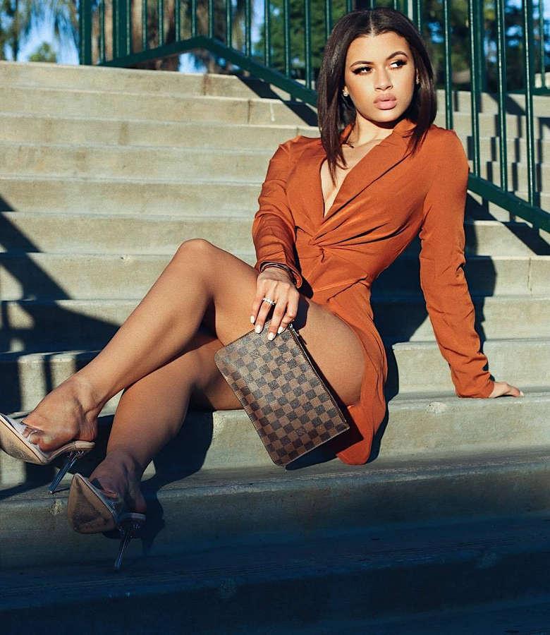 Denise Rodriguez Feet